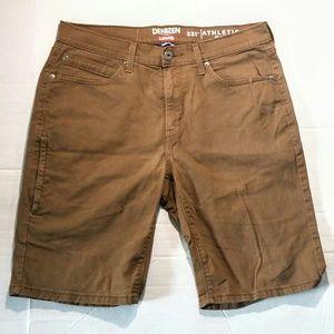 Denizen from Levi's 231 Athletic Fit Men's Shorts